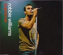 Supreme - Robbie Williams